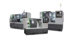 Горизонтальные токарные обрабатывающие центры компактные FFG DMC DL T серия