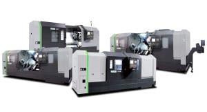 Горизонтальные токарные обрабатывающие центры тяжелые FFG DMC DL S (10-21) серия
