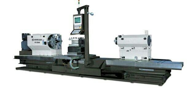 Станки токарные для обработки прокатных валков Hankook R16M