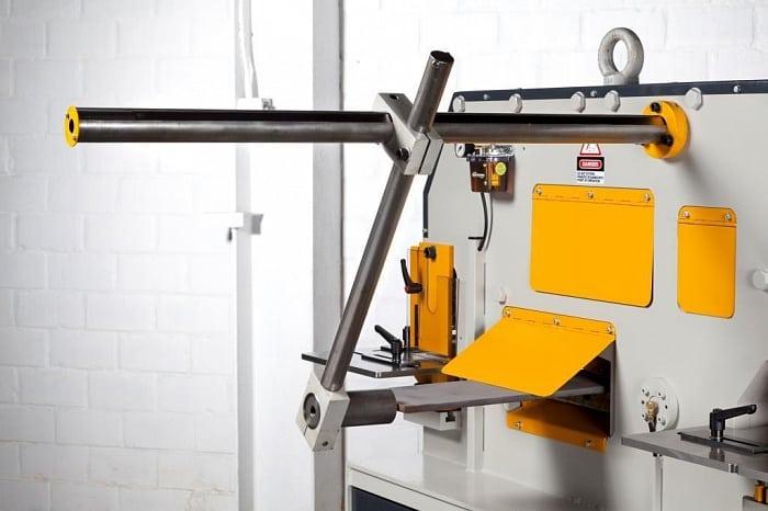 HACO Пресс-ножницы гидравлические комбинированные серии COMPACT