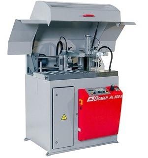 Станок круглопильный автоматический и линия Bomar Aluminium