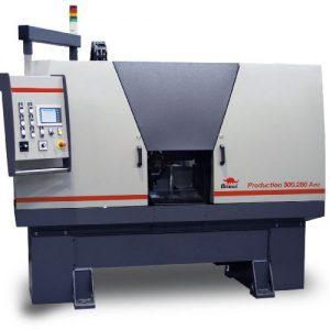Станки ленточнопильные автоматические двухстоечные высокопроизводительные Bomar Production серия