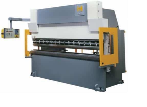 HACO Прессы листогибочные гидравлические с графическим CNC до 4-х осей ERMS