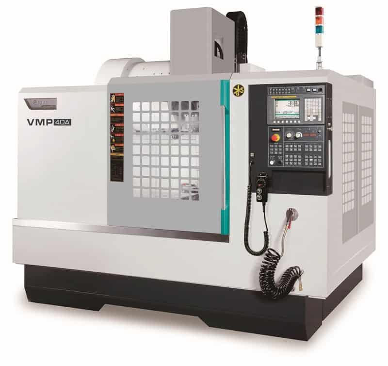 Вертикально-фрезерные обрабатывающие центры FFG Feeler VMP серия