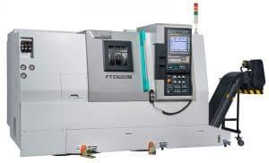 Токарные обрабатывающие центры многоцелевые с осью Y FFG Feeler FTC/HT/FT серия