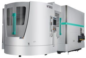 Станок вертикально-фрезерный 5-ти осевой FFG Feeler MT-1000